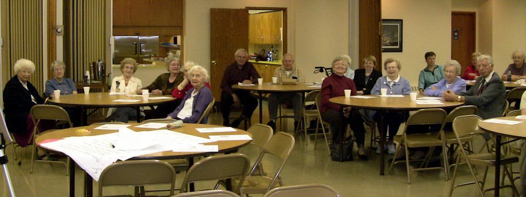 Bethany Lutheran Adult Forum