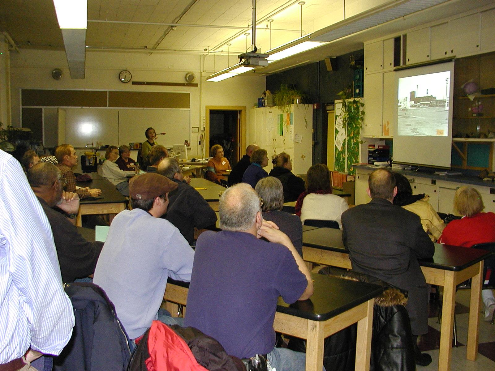 November Community Forum 1