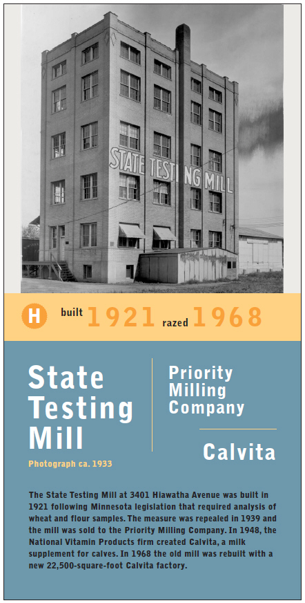 State Testing Mill