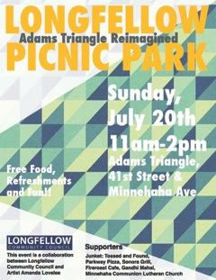 Longfellow Picnic Park