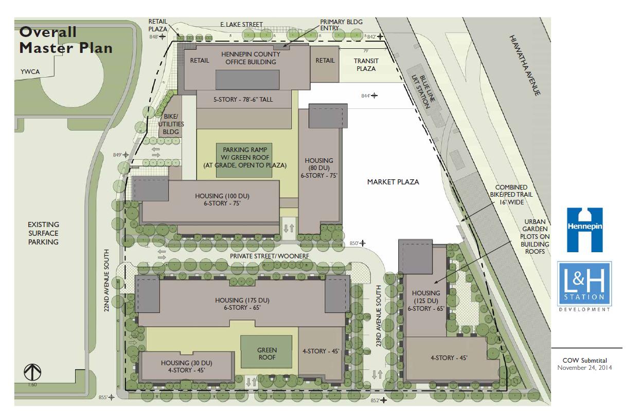 L&H Site Master Plan