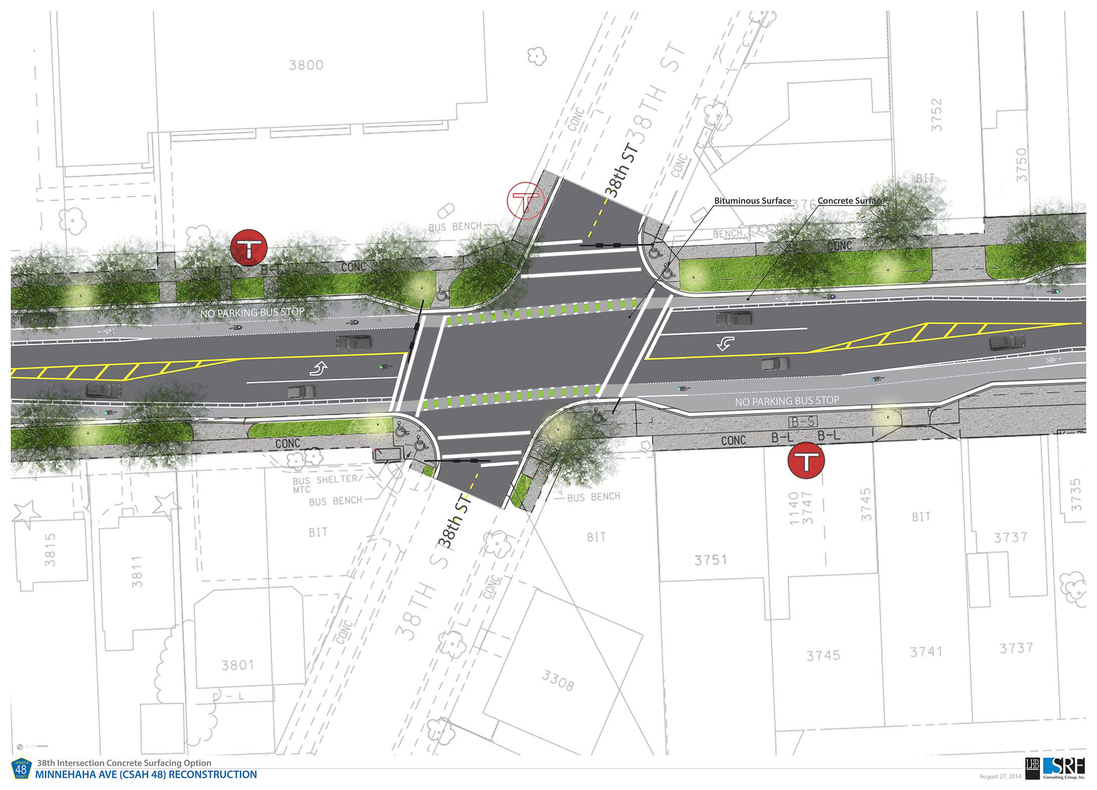 Minnehaha/38th Street Rendering