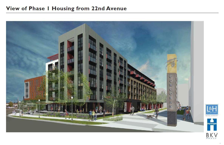 22nd Avenue Housing Development